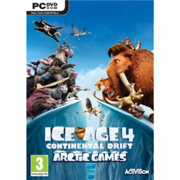 Ice Age 4 Continental Drift Game PC