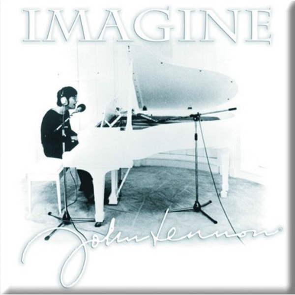 John Lennon - Imagine Fridge Magnet