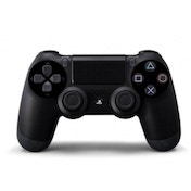 Ex-Display Official Sony Dualshock 4 Jet Black Controller PS4 Used - Like New