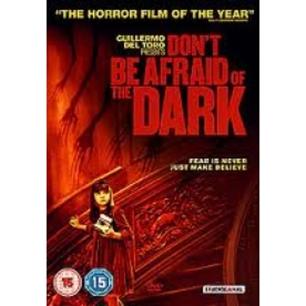 Dont Be Afraid Of The Dark Rental DVD