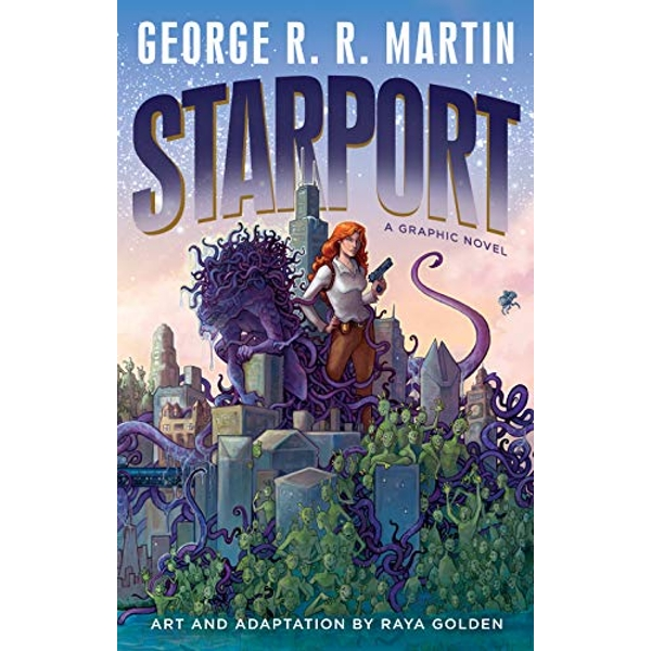 Starport (Graphic Novel)  Hardback 2019