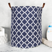 Laundry Basket with Drawstring Cover Large | M&W - Image 2