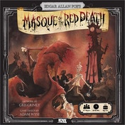 Edgar Allan Poe's Masque of the Red Death Board Game