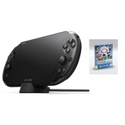 Playstation PS Vita Slim WiFi Console with Disney Mega Pack + 16GB Memory Card PS Vita