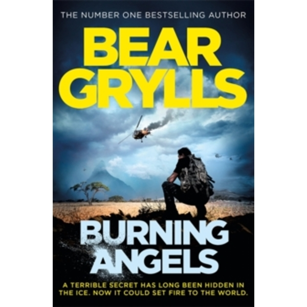 Burning Angels (Will Jaeger 2) Paperback