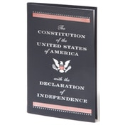 The Constitution of the United States of America with the Declaration of Independence by United States (Book, 2012)