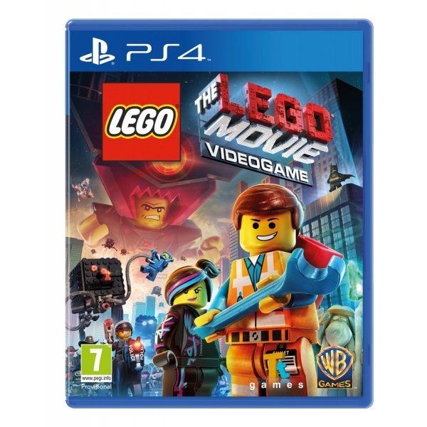 The Lego Movie Videogame PS4 Game - Image 1