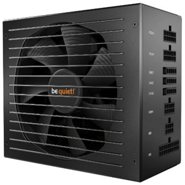 Be Quiet! 550W Straight Power 11 PSU, Fully Modular, Fluid Dynamic Fan, SLI/XFire, 80  Gold
