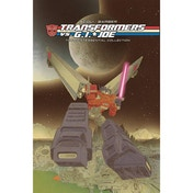 Transformers Vs GI Joe  Quintessential Collection Hardcover
