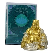 Buddha of Wealth Figure