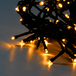 LED String Fairy Lights | Pukkr 100 LED, 10m, Warm White - Image 4