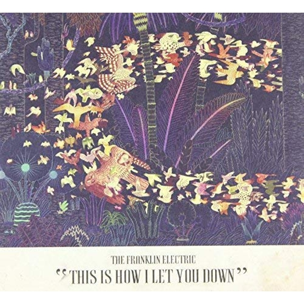 The Franklin Electric - This Is How I Let You Down CD