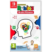 Professor Rubik's Brain Fitness Nintendo Switch Game