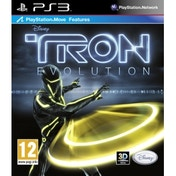 Ex-Display Tron Evolution (Move Compatible) Game PS3 Used - Like New