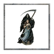 Anne Stokes Summon the Reaper Figurine