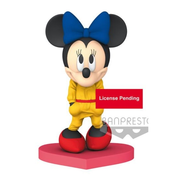Minnie Mouse Ver. A Disney Best Dressed Q Posket Mini Figure