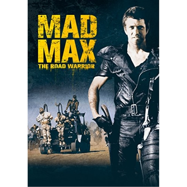 Mad Max 2 Road Warrior DVD