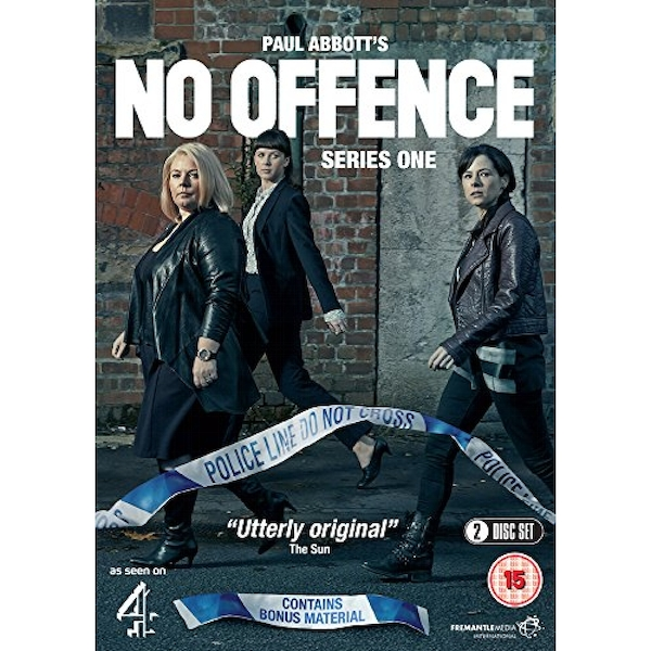 No Offence Series 1 DVD