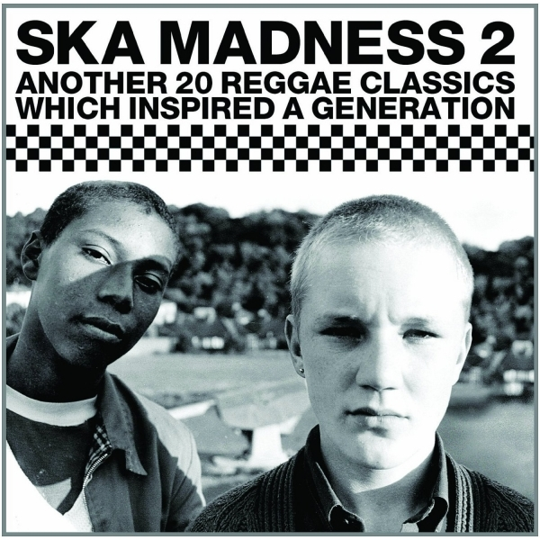 Various Artists - Ska Madness 2 CD