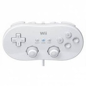 Official Nintendo Classic Controller Pad White Wii & Wii U