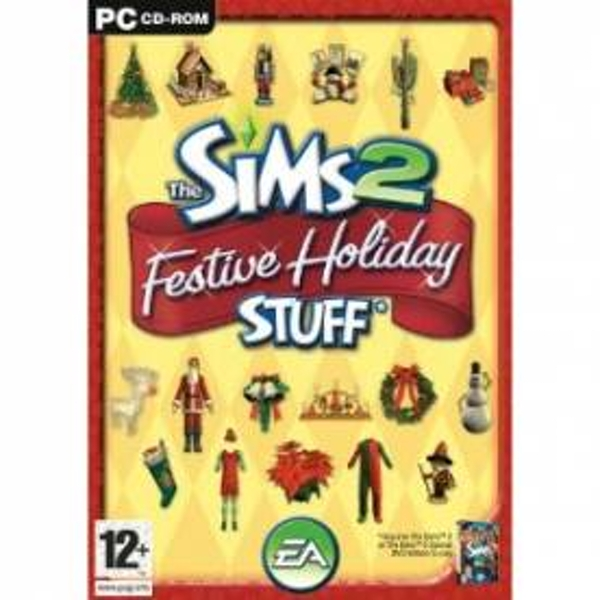 The Sims 2 Festive Holiday Stuff Game PC