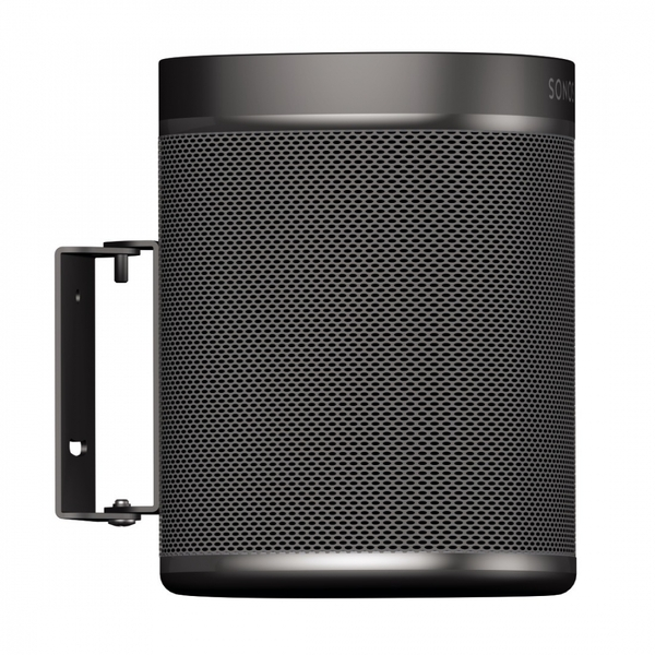 Wall Mount for Sonos PLAY:1 Swivelling (Black) - Image 2