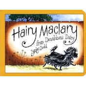 Hairy Maclary from Donaldson's Dairy by Lynley Dodd (Board book, 2002)
