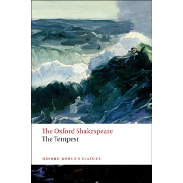 The Tempest: The Oxford Shakespeare by William Shakespeare (Paperback, 2008)