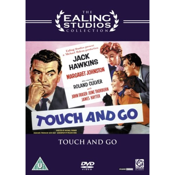 Touch And Go 2009 DVD