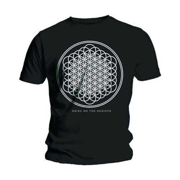 Bring Me The Horizon - Sempiternal Kids 7 - 8 Years T-Shirt - Black