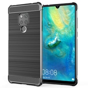 Caseflex Huawei Mate 20X Anti Fall Gel Case - Black