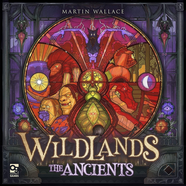 Wildlands: The Ancients Expansion Board Game