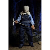 Friday the 13th Clothed 8 Inch Figure Jason Part 2
