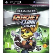 The Ratchet & and Clank HD Trilogy Collection Game PS3