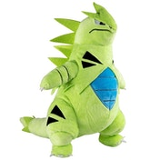 TOMY XL Tyranitar Soft Toy
