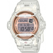 Casio Baby-G Watch White/Gold