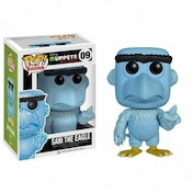 Sam the Eagle (Muppets Most Wanted) Funko Pop! Vinyl Figure