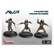 AVP Board Game Expansion Predator Young Bloods