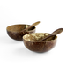 Pack of 2 Natural Coconut Bowls | M&W - Image 6