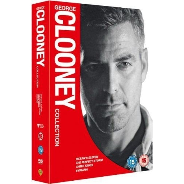 George Clooney Collection DVD
