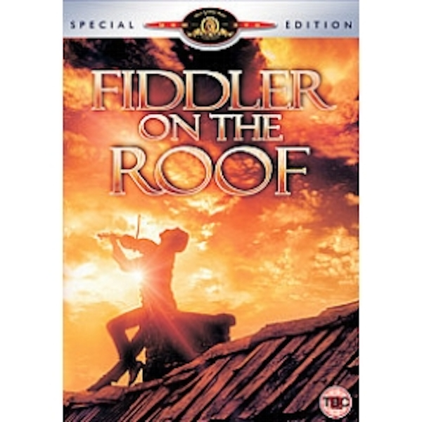 Fiddler On The Roof Special Edition DVD