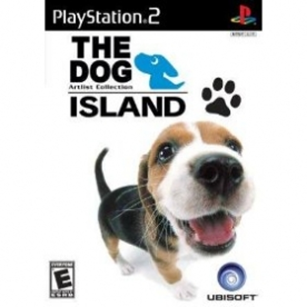 Dog Island Game PS2