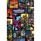 Guardians Of The Galaxy (comics) Maxi Poster