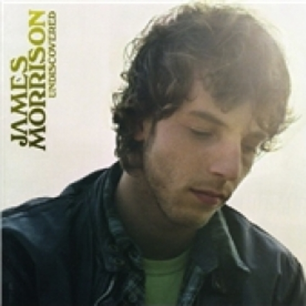 James Morrison Undiscovered CD