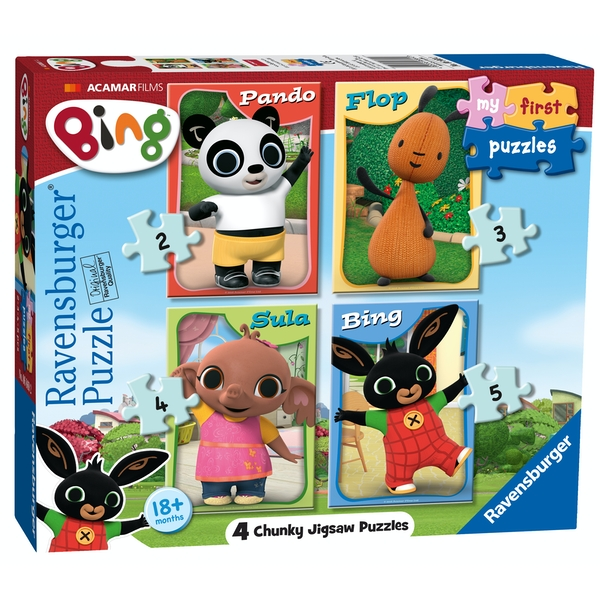 Bing My First Puzzle Set