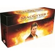 MacGyver Seasons 1-7 DVD