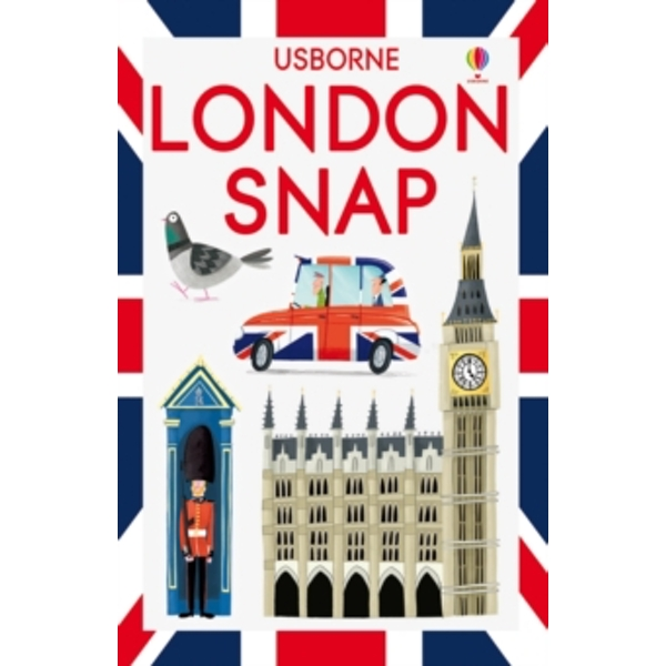 London Snap by Usborne Publishing Ltd (Novelty book, 2013)