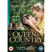 Queen And Country DVD