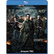 Stalingrad 3D Blu-ray & UV Copy