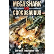 Mega Shark Vs Crocosaurus [DVD]